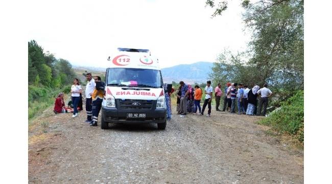 Erbaa'da boğulma