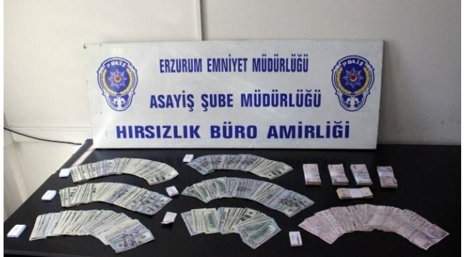 Erzurum'da bir doktoru 'FETÖ' yalanıyla dolandıran şüpheli adliyeye çıkarıldı
