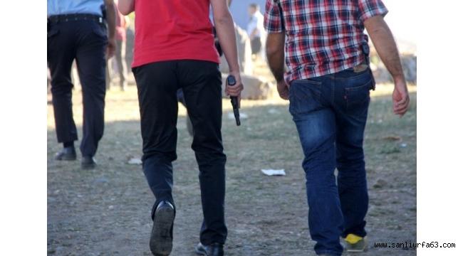 Erzurum'da meydan muhaberesi gibi aşiret kavgası