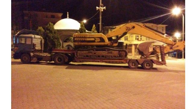 Eskişehir'de kaçak kazı iddiası