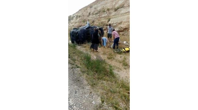 Eskişehir'de trafik kazası, 1 ölü 2 yaralı