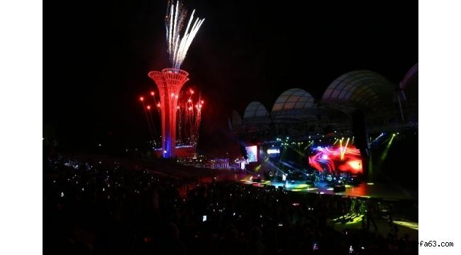 EXPO 2016 Antalya'da konserler serisi devam ediyor