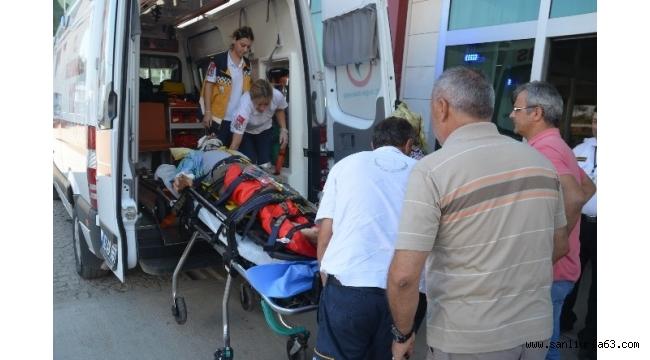 Fatsa'da patpat kazası: 3 yaralı