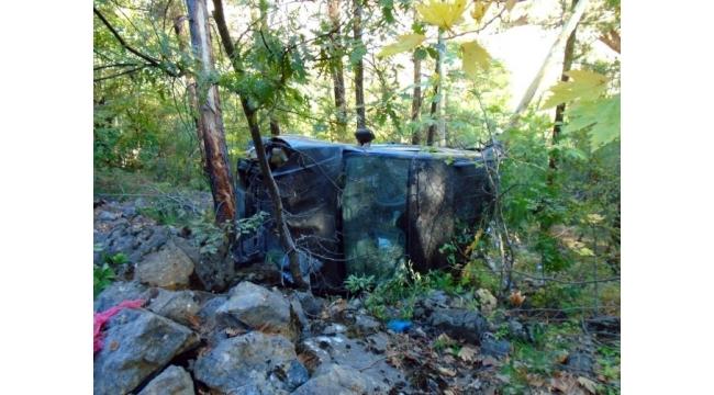Feke'de trafik kazası: 1 ölü
