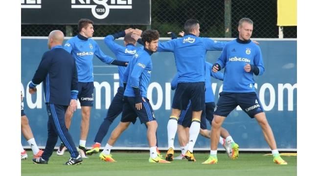 Fenerbahçe, Gaziantepspor maçı hazırlıklarını tamamladı