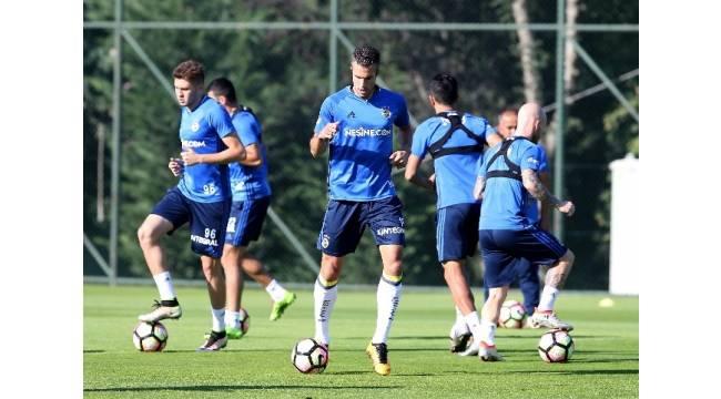 Fenerbahçe'de Osmanlıspor maçı hazırlıkları başladı