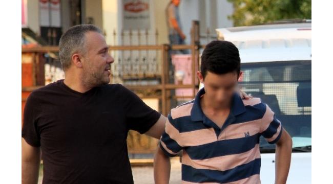 Fethiye'de turist anne kızı gasp eden şahıslar tutuklandı