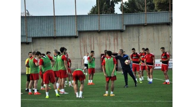 Gaziantepspor'un yeni transfer Nabil Ghilas: