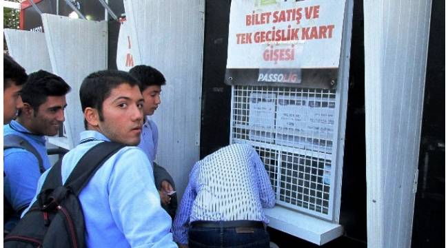 Gaziantepsporlu taraftardan Bursaspor maçına yoğun ilgi