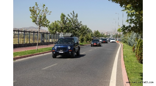 Genelkurmay Başkanının geçiş güzergahındaki şüpheli poşet polisi harekete geçirdi