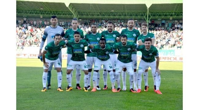 Giresunspor son 20 yılın en iyi başlangıcını yaptı.