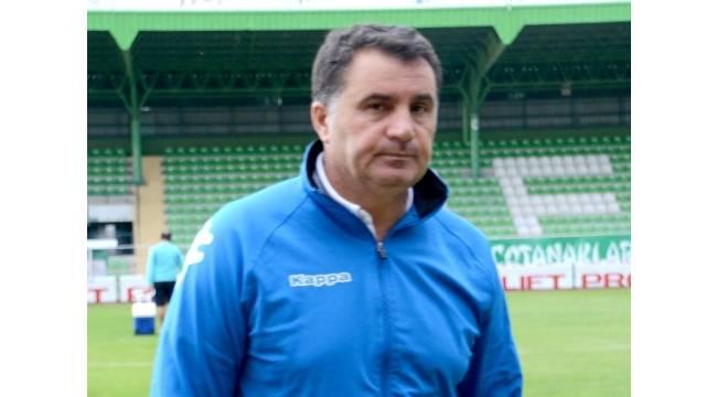 Giresunspor teknik direktörü Kaplan, Elazığspor mağlubiyetini iş kazası olarak görüyor