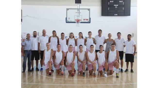 Girne Üniversitesi, hazırlık turnuvalarına başlıyor
