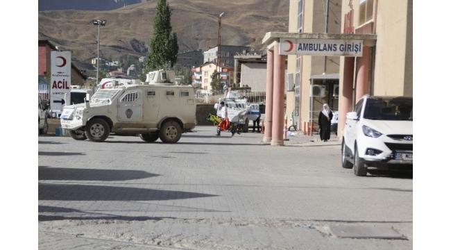 Hakkari'de çatışma: 1 şehit, 6 yaralı