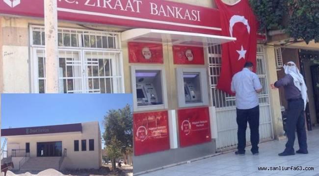 Harran'ın ilk bankası taşınıyor