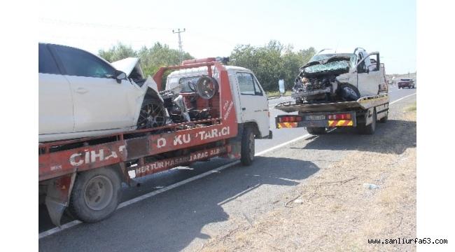 Iğdır'da trafik kazası: 3 yaralı