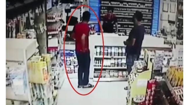 İşçinin yakılarak öldürülmesi güvenlik kamerasında