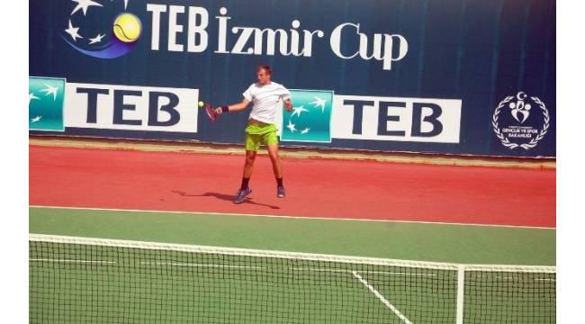İzmir Cup'ta çeyrek finalistler belli oldu