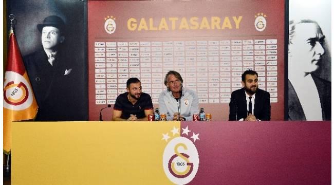 """Jan Olde Riekerink: """"Galatasaray'ın teknik direktörü benim"""""""