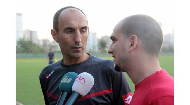 """Jurcic: """"Atiker Konyaspor ligin en organize takımı"""""""