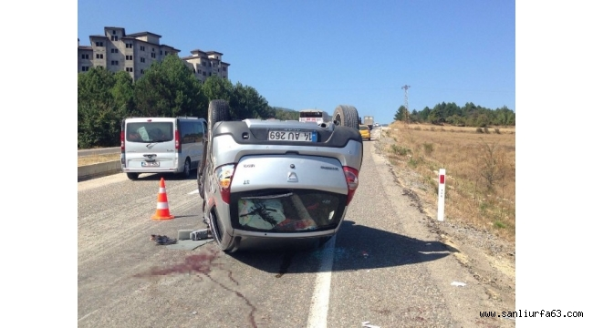 Karabük'te trafik kazası: 7 yaralı