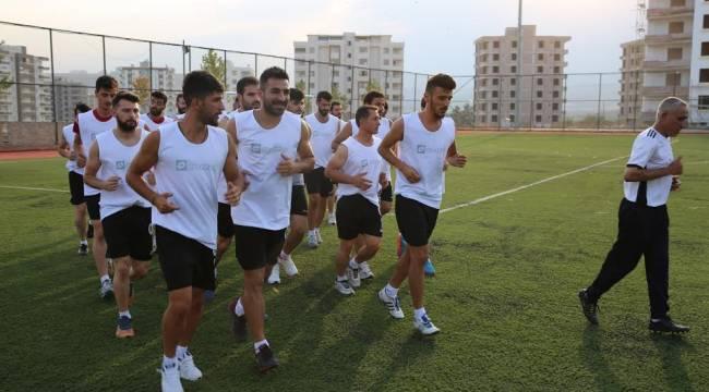 Karaköprü Belediyespor'un Hedefi 3 Puan