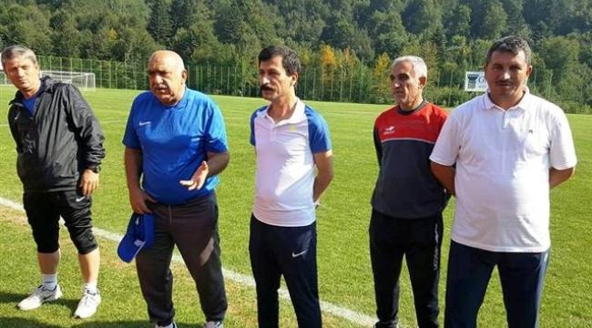 Karaköprüspor'da hedef şampiyonluk