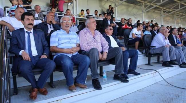 Karaköprüspor Elazığ gol yağdırdı