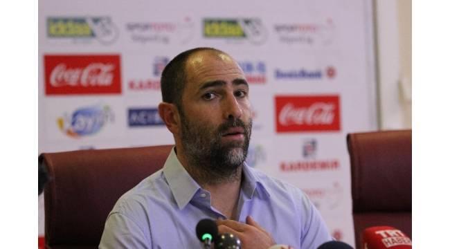Kardemir Karabükspor - Antalyaspor maçının ardından