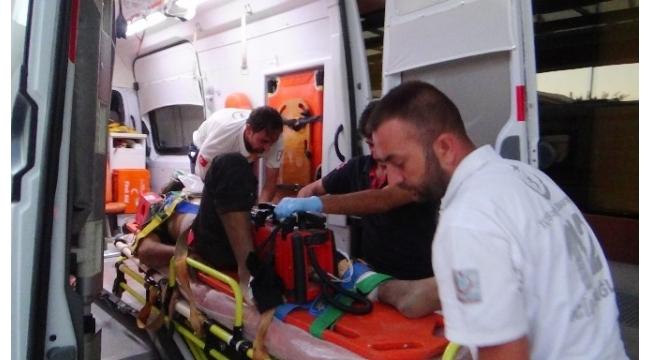Kilis'e getirilen 21 yaralıdan 3'ü hayatını kaybetti