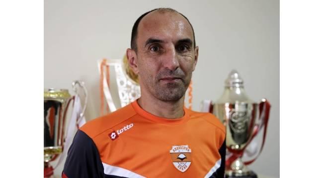 """Krunoslav Jurcic: """"Osmanlıspor, saygı duyulması gereken bir takım"""""""