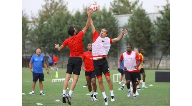 Manisaspor, Giresunspor maçının hazırlıklarına başladı