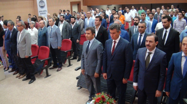 Metin Fevzioğlu Şanlıurfa'ya Geldi