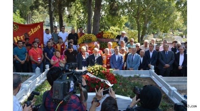 Metin Oktay, ölümünün 25. yılında anıldı