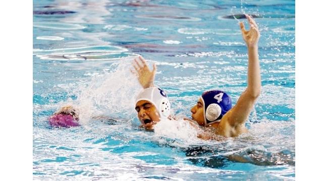 Minik Erkekler Türkiye Sutopu Şampiyonası Samsun'da başladı
