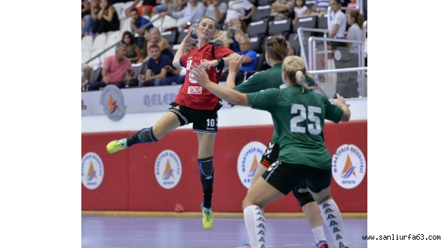 Muratpaşa Belediyespor, EHF Cup'ta tur atladı