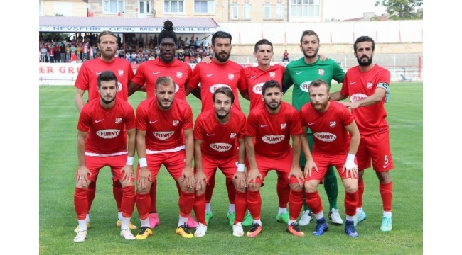 Nevşehirspor, Ziraat Türkiye kupasında tur atladı