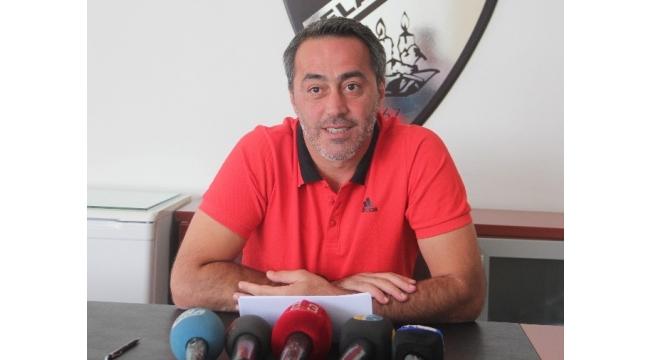 """Ogün Temizkanoğlu: """"Boluspor karşısında en iyi oyunumuzu sergiledik"""""""