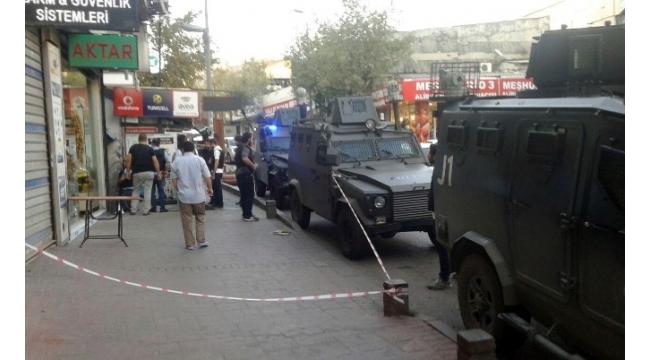 Okmeydanı'nda cezaevi firarisine özel harekat destekli operasyon