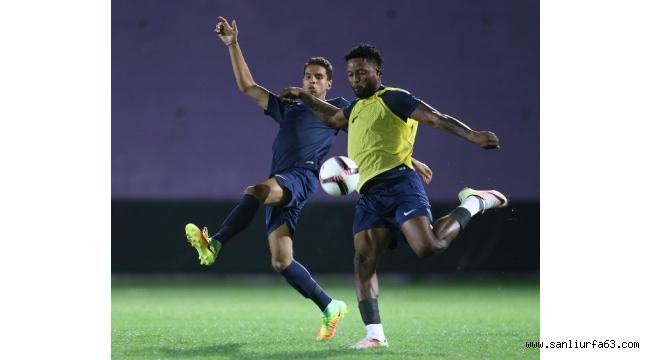Osmanlıspor, Steaua Bükreş maçı hazırlıklarını sürdürdü