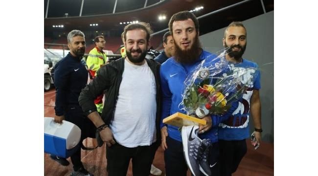 Osmanlıspor, Zürih maçı hazırlıklarını tamamladı