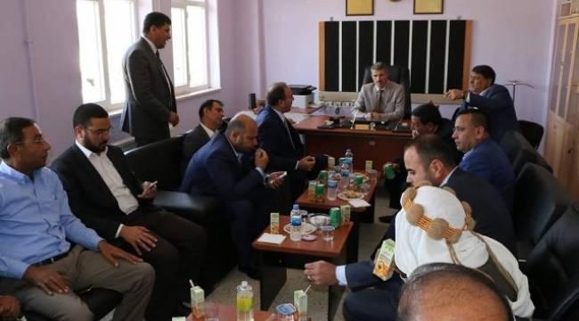 Özyavuz'dan Halk Eğitim Merkezi'ne ziyaret