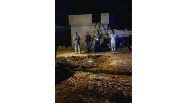 Polise kaybolduğunu söyledikleri çocuğu öldürüp gömdükleri ortaya çıktı