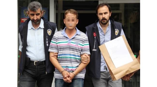 Polisi vuran yeğeni adli kontrol şartıyla serbest bırakıldı