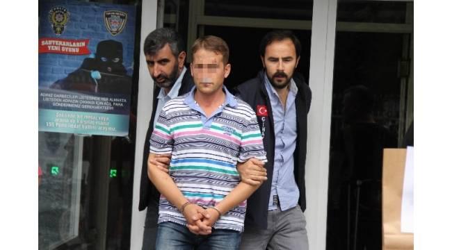 Polisi vuran yeğeni yakalandı