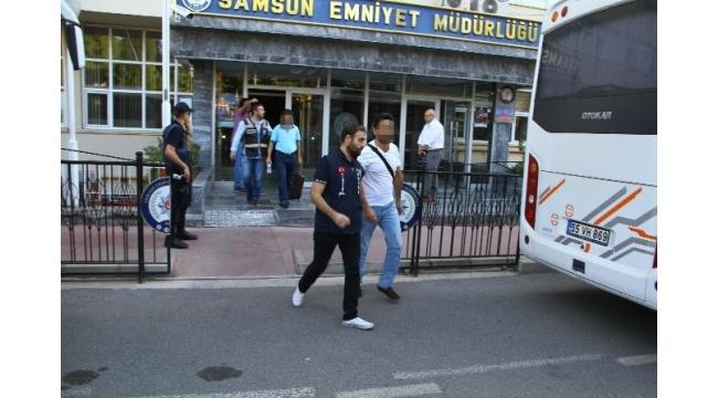Samsun'da 53 sağlık çalışanı adliyede