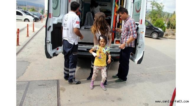 Samsun'da trafik kazası: 1 ölü, 5 yaralı