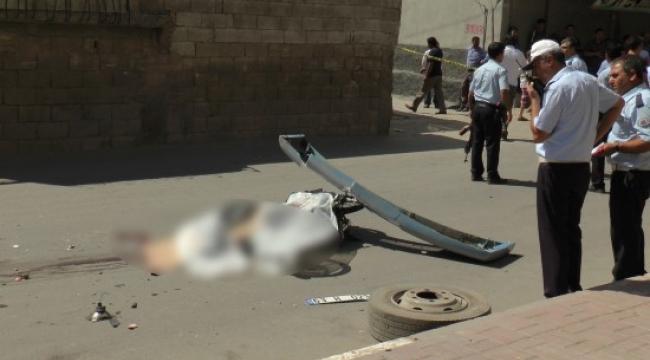 Urfa'da 1 kişinin öldüğü kaza sonrası ortalık karıştı
