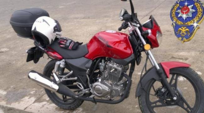Şanlıurfa'da çalıntı motosikletler yakalandı