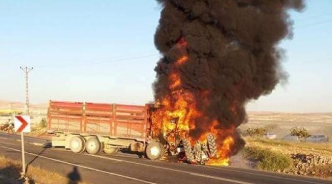 Şanlıurfa'da feci kaza: 1 ölü 20 yaralı